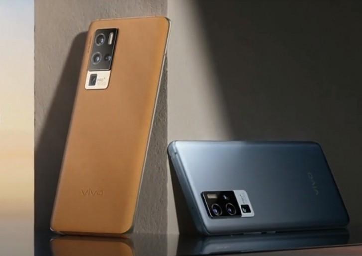 classic vivo x50 smartphone